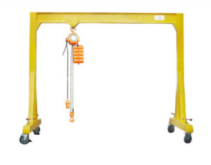 Portable 2 Ton Gantry Crane