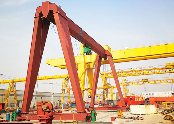 Ellsen 20 Ton Gantry Crane