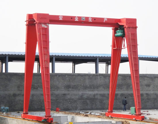 Single Girder 3 Ton Gantry Crane