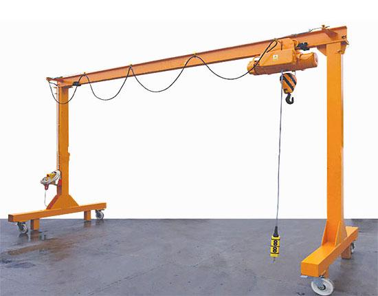 3 Ton Portable Gantry Crane