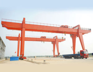 40 Ton Gantry Crane