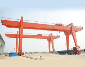 Ellsen 40 Ton Gantry Crane