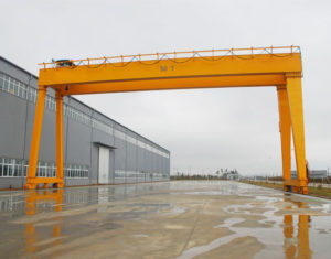 50 Ton Gantry Crane for Sale