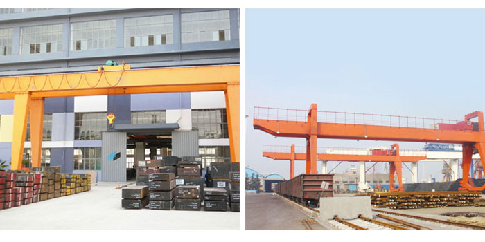 Gantry Crane 50 Ton for Sale