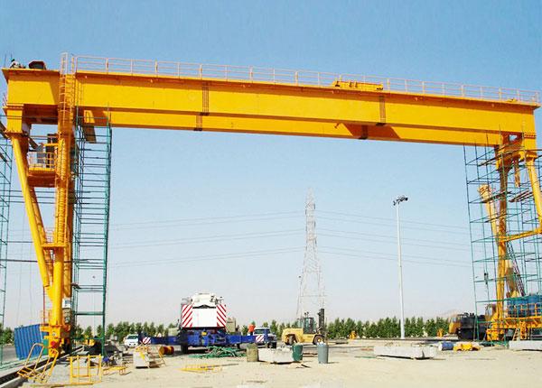 Ellsen 30 Ton Gantry Crane for Sale