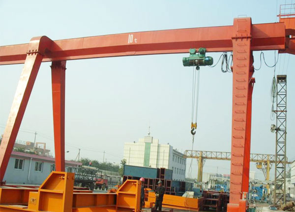 Ellsen Light Duty Gantry Crane