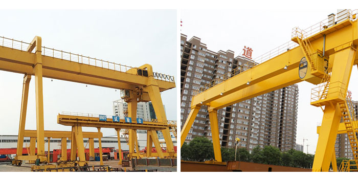 Heavy Duty Outdoor Gantry Crane
