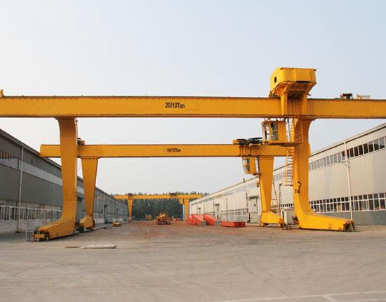 L Type 15 Ton Gantry Crane
