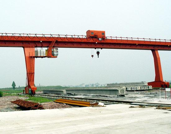 L Type 20 Ton Gantry Crane