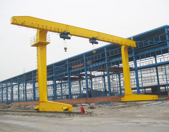 L Type 5 Ton Gantry Crane