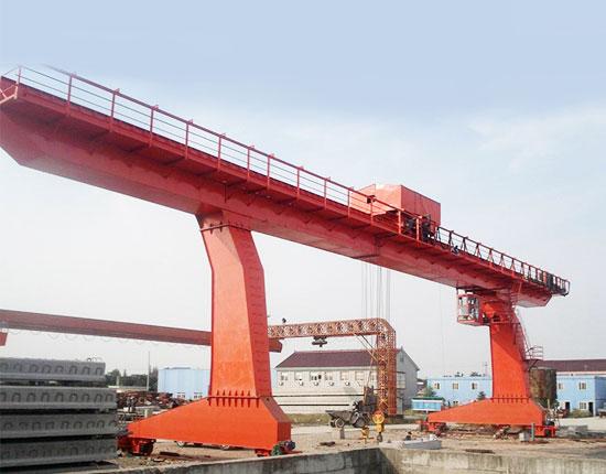 Single Girder L Type Cantilever Gantry Crane