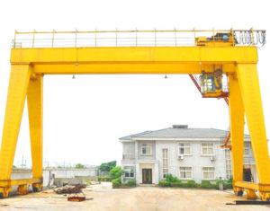 Double Girder Heavy Duty Gantry Crane