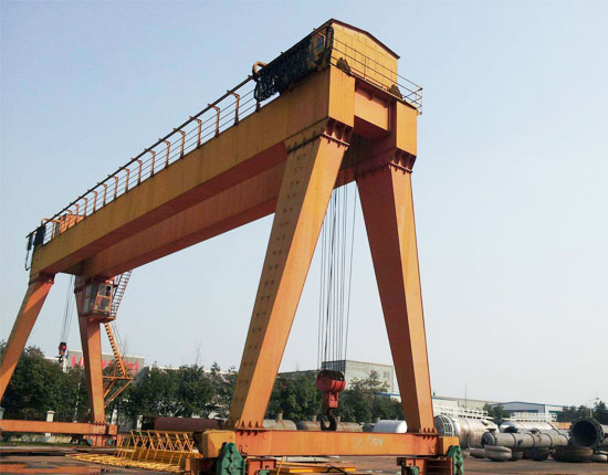 A Frame Gantry Crane 40 Ton