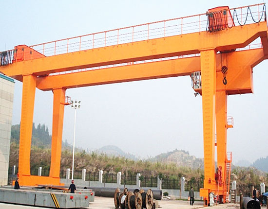 U Frame Electric Gantry Crane