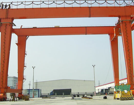 U-frame 20 Ton Gantry Crane