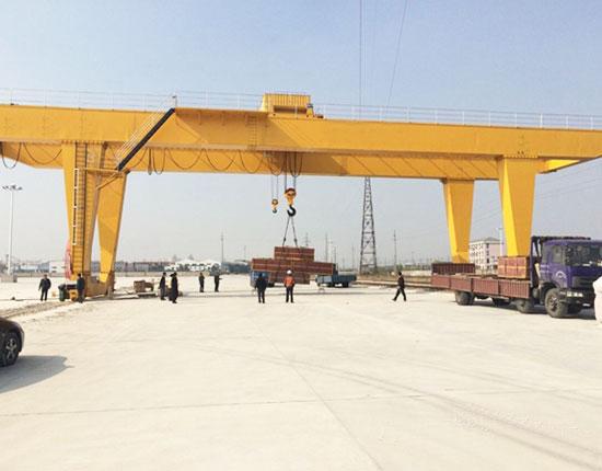 U Frame 30 Ton Gantry Crane