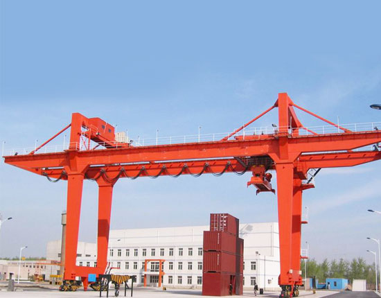 U Frame Heavy Duty Gantry Crane