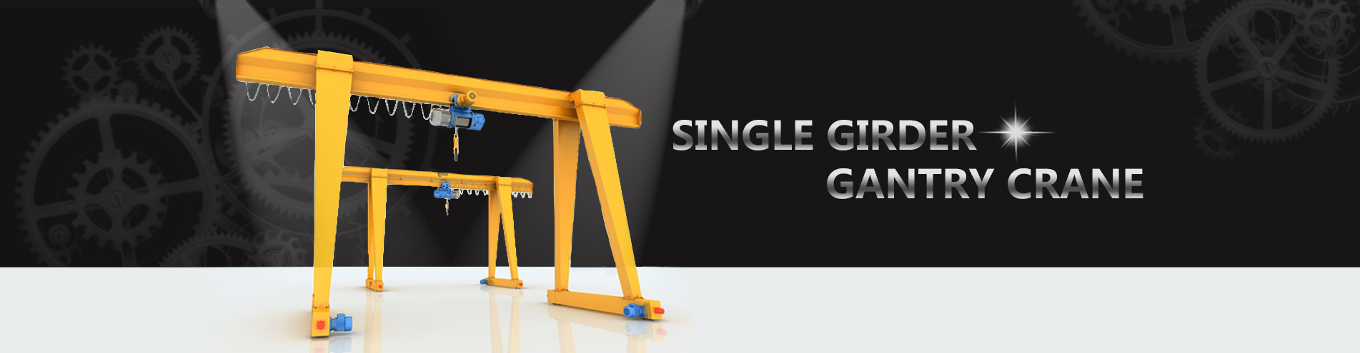 Single Girder Gantry Crane