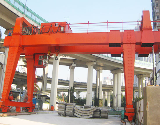 15 Ton Double Girder Gantry Crane