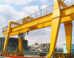 5 Ton Double Girder Gantry Crane