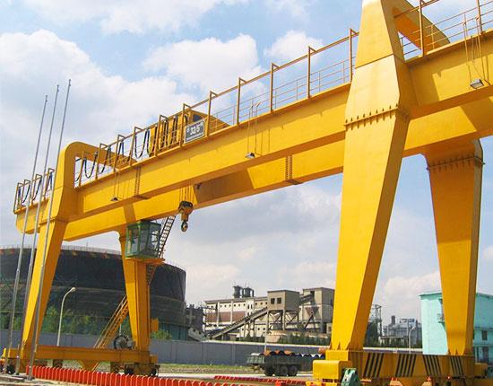 5 Ton Double Girder Gantry Crane