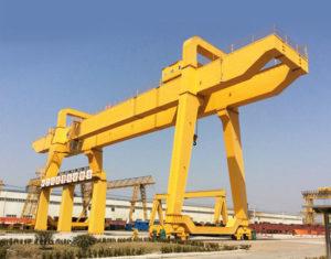 Ellsen Outdoor Gantry Crane for Sale