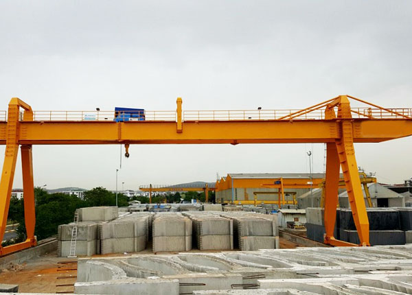 Electric Gantry Crane Price