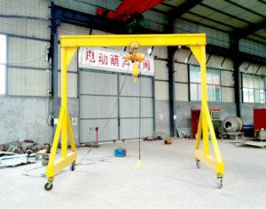 Garage Gantry Crane for Sale