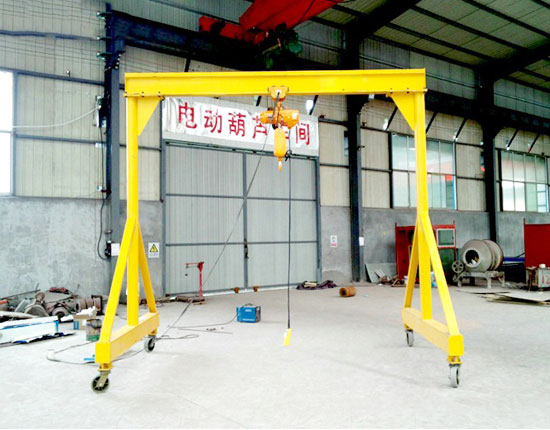 Garage Gantry Crane for Sale