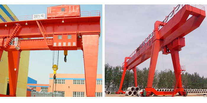 Heavy Duty Gantry Crane Cost