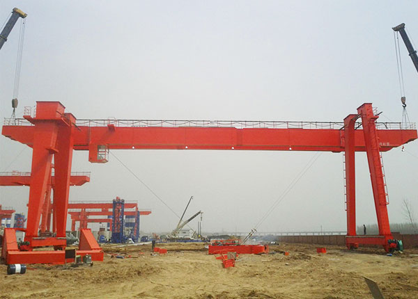 Outdoor Gantry Crane Manufacturer