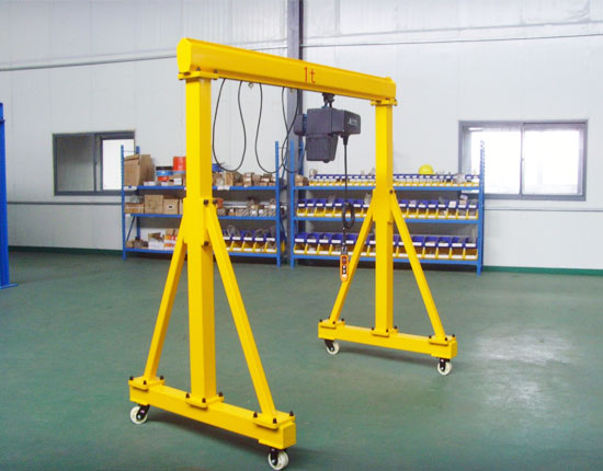 Portable Light Duty Gantry Crane