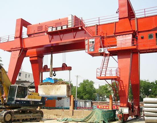 RMG Crane Manufacturer