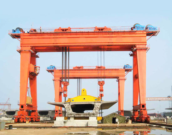 Shipyard Gantry Crane for Sale