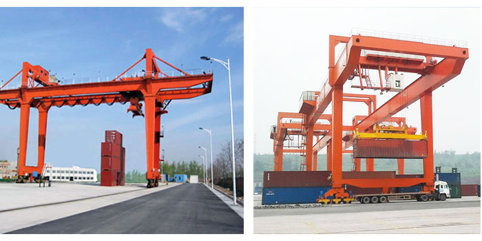 Quality Rail Mounted Gantry Crane