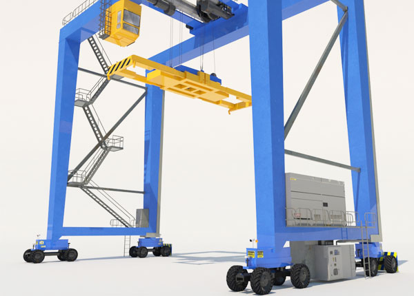 Quality RTG Gantry Crane Supplier