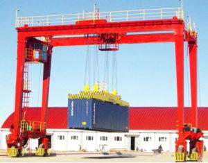 RTG Crane Manufacturer