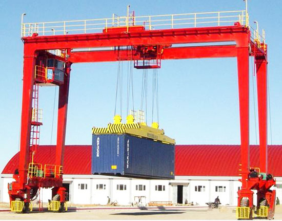 Ellsen RTG Crane for Sale