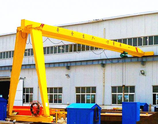 5 Ton Semi Gantry Crane