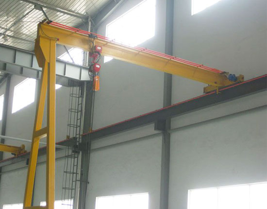 Light Duty Semi Gantry Crane