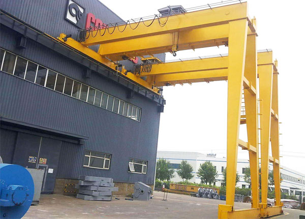 Quality Semi Gantry Crane for Sale