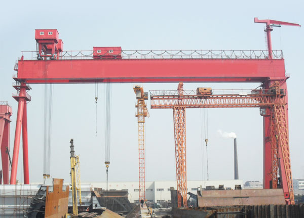 Quality Shipyard Gantry Crane