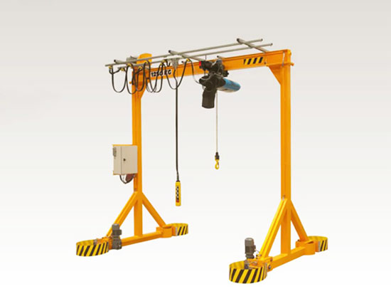 Portable Shop Gantry Crane