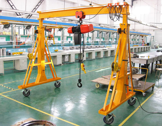 Ellsen Shop Gantry Crane