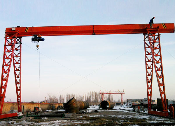 Quality Single Girder Gantry Crane from Ellsen