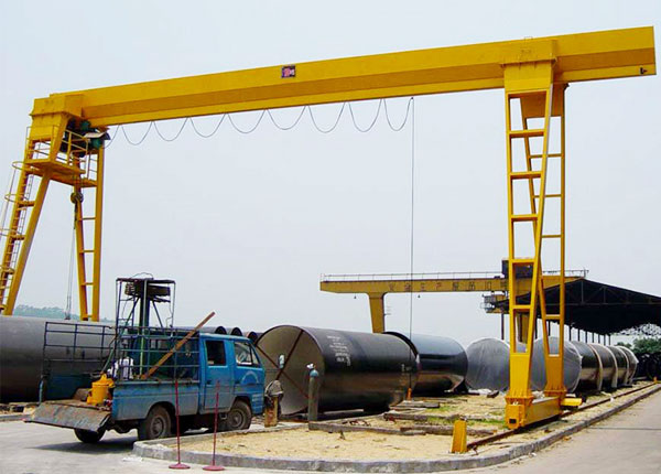 Quality Gantry Crane Manufacturer