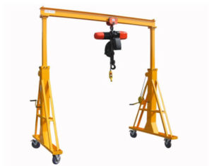 Portable Steel Gantry Crane