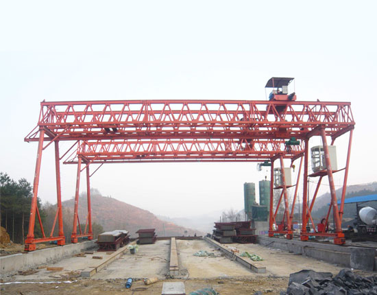 15 Ton Truss Gantry Crane