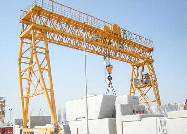 Ellsen Quality Truss Gantry Crane