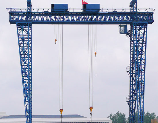 30 Ton Truss Gantry Crane